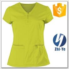 work uniform, work uniform direct from Guangzhou Zhiye Garment Manufacturer in China (Mainland) Housekeeping Uniform, Work Uniforms, Guangzhou, China, Caregiver, Sewing, Fashion, Vestidos, Medical Scrubs