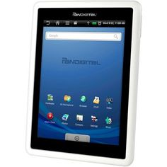 "Pandigital 7"" 4GB WiFi Android Tablet & eReader by Pandigital. $89.95. With the Pandigital Novel R7T40WWHF1 Android Tablet & eReader, you can now read your hundreds of eBooks to almost anywhere as it sports its 7 TFT LCD touchscreen that delivers an 800 x 600 resolution. It is equipped with a 4GB of storage, letting it save more eBooks and media reliably. This Android Tablet & eReader also has Wi-Fi connectivity, so you can conveniently browse the web using t..."