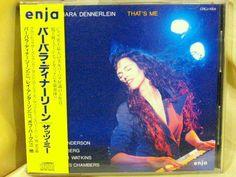CD/Japan- BARBARA DENNERLEIN That's Me w/OBI RARE ORIGINAL'92 CRCJ-1004-BOB BERG #Fusion