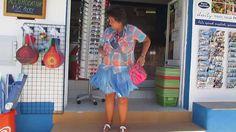 Einkauf in Salema