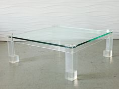 11 Best Lucite Coffee Tables Images Cocktail Tables Lucite Coffee