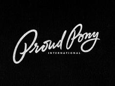 Proud Pony by Sergey Shapiro