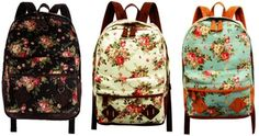 necessity: cute back to school backpack (i just splurged on one today!)