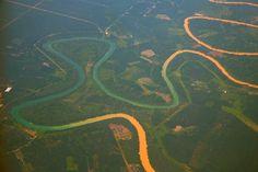 Selangor River in Selangor- this is my state