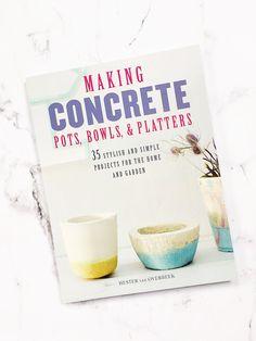 Making Concrete by Hester van Overbeek