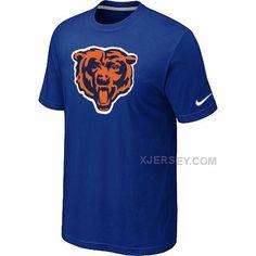http://www.xjersey.com/chicago-bears-blue-tean-logo-tshirt.html Only$26.00 CHICAGO BEARS BLUE TEAN LOGO T-SHIRT Free Shipping!