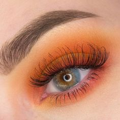 """Blue and orange. Do you like? From @phunky_town. Lenses: #juiceblue. Use code """"TTDPIN"""" get 10% off. #contactlenses#coloredlenses#glitters#beautifulmakeup#eyemakeup#like4like#coloredcontacts#contactsonline#eyecontact#ordercontactsonline#cheapcontactlenses#makeuptrend#flawlesssdolls#dressyourface#influencer#bblogger#cosmeticlens#fashionmakeup#makeupworld#likeforlike#eyesmakeup#contactlenses#contactlens#makeup#makeupoftheday#ttdeye"""