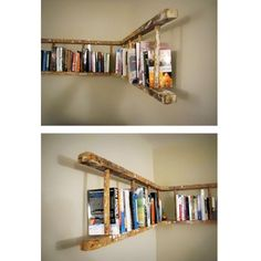 Ladders zijn niet alleen praktisch bij het klussen. Een mooi exemplaar staat…