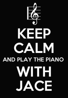 The Mortal Instruments: Keep Calm #Jace