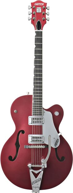 Gretsch® G6120TV Brian Setzer Hot Rod w TV Jones® Pickups