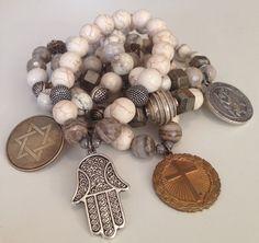 ☮ American Hippie Bohéme ☮  Boho Style Jewelry ☮
