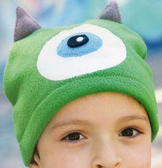 como hacer gorros de polar infantiles - Buscar con Google