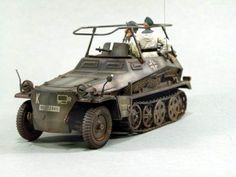 Sturm und Drang - SdKfz 250-3