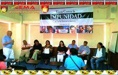 Revista Lema: PRONUNCIAMIENTO CONTRA LA IMPUNIDAD - UPOEG