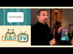 Author / Illustrator Dan Yaccarino joins Rocco Staino on KidLit TV's new talk show, StoryMakers!  Dan Yaccarino's has two new books out: a Middle Grade novel, Zorgoochi Intergalactic Pizza: Delivery of Doom and a picture book, Doug Unplugs on the Farm.
