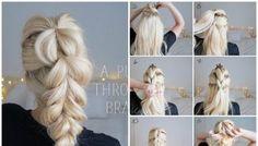 How to Make a Pull Through Braid