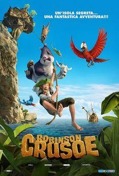 Robinson Crusoe (2016) | CB01.CO | FILM GRATIS HD STREAMING E DOWNLOAD ALTA DEFINIZIONE