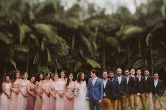 Nandalle & Guga | Mariée: Inspiração para Noivas e Casamentos