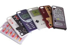 Old School Looking iPhone 5 Case – $6