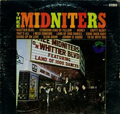 "#159. ""Whittier Boulevard""  ***  Thee Midniters  (1965)"