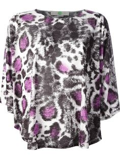 STELLA MCCARTNEY - animal print top 6