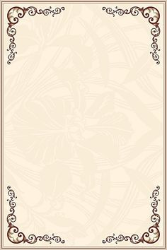Holy matrimony Order of service Flower Background Wallpaper, Framed Wallpaper, Frame Background, Beige Background, Flower Backgrounds, Paper Background, Frame Border Design, Boarder Designs, Page Borders Design