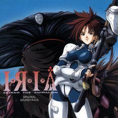 iria | Iria - Zeiram The Animation OST
