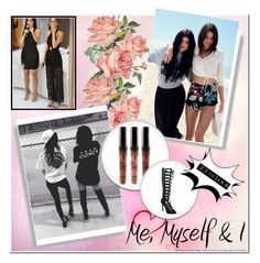 """""""Kendall and Kylie"""" by fashion-freak-out on Polyvore featuring Topshop, Kendall + Kylie, Forever New, GetTheLook and celebritysiblings"""