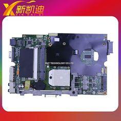 K40AB REV 2.1 laptop motherboard for Asus K50AB X5DAB K40AF K40AD K50AF K50AD X8AAF X5DAF DDR2 Mainboard Full Tested (32737220927)  SEE MORE  #SuperDeals