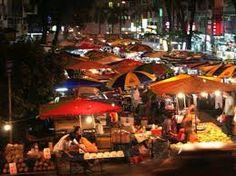 Phuket night market - great shopping bargains!