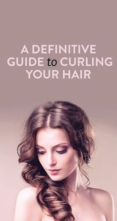 Tips on the tools & techniques you need to get the curls you want #hair