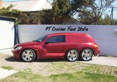 Custom Cruiser.