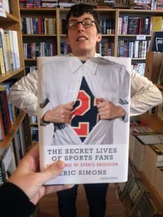 The Secret Lives of Sports Fans - as seen on Corpus Libris