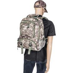 Extreme Pak Digital Camo Hiking Hunting Camping Back Pack Backpack EDC BOB Bag #ExtremePak #Backpack