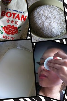 How to Make DIY Rice Mask and Rice Face Wash