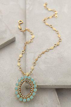 belles pendant necklace #anthropologie #anthrofave