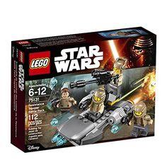 LEGO Star Wars Resistance Trooper Battle Pack 75131 LEGO http://www.amazon.com/dp/B017B1C1IE/ref=cm_sw_r_pi_dp_jd1Hwb1SNKYS0