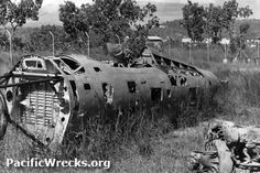 In 1968 the fuselage of Frankie I was salvaged and brought back to the states for restoration.