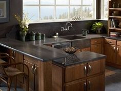 awesome 95 Easy Care Solid Surface Countertops Ideas https://homedecort.com/2017/04/easy-care-solid-surface-countertops-ideas/