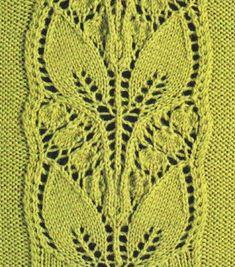 Russian knitting pattern