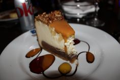 Texas De Brazil - cheesecake