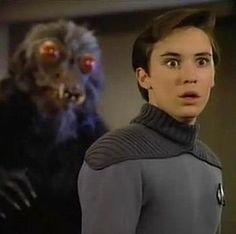 """Salia... I had no idea you were a shapeshifter!"""
