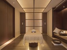 Regent Bali's luxurious spa treatment room. http://www.regenthotels.com/EN/Bali