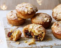 From mince pies to cakes, bring the festive feeling into your kitchen with our delicious Christmas baking recipes. Visit Waitrose now for inspiration. Xmas Food, Christmas Cooking, Christmas Recipes, Christmas Lunch, Christmas Goodies, Christmas Treats, Pie Recipes, Baking Recipes, Pastry Recipes