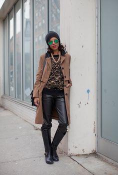 Summer dress winter style trends