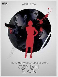 "Orphan Black - 14""x18"" Poster"