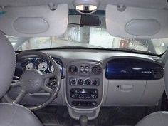 awesome  2001 Chrysler PT Cruiser TEMPERATURE CONTROLS - For Sale
