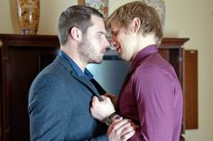 "Emmerdale spoilers: Ryan Hawley hopes Robert and Aaron's relationship has ""a long future"""