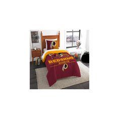 NFL Washington Redskins Northwest Draft Twin Comforter Set https://www.fanprint.com/licenses/washington-redskins?ref=5750