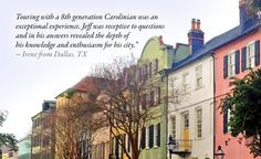 Two or Four Tickets to a Guided Walking Tour of Your Choice from Charleston in a Nutshell